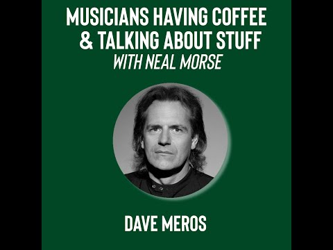 Musicians Having Coffee & Talking About Stuff - 7: Dave Meros