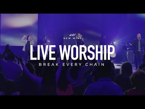 Break Every Chain (Spontaneous) Live in Dallas, Global Prophetic Conference