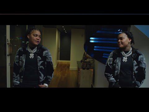 Young M.A Successful Live Video Q&A