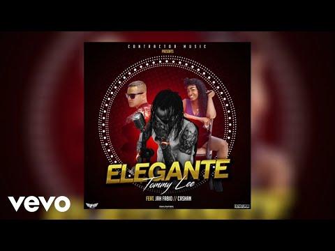 Tommy Lee Sparta, JAH FABIO, Cashan - Elegante (Official Music Video)
