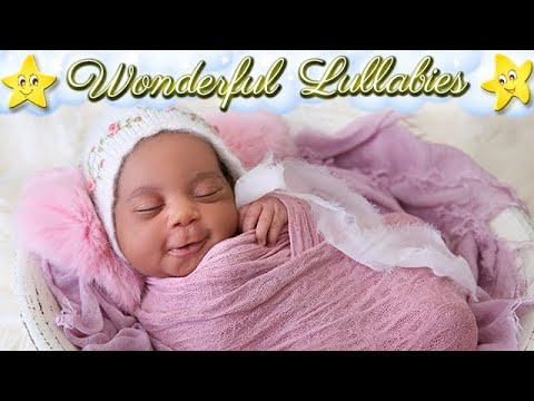 Chloe's Lullaby Calming Baby Piano Nursery Rhyme ♥ Soft Bedtime Sleep Music ♫ Cute Smiling Newborn