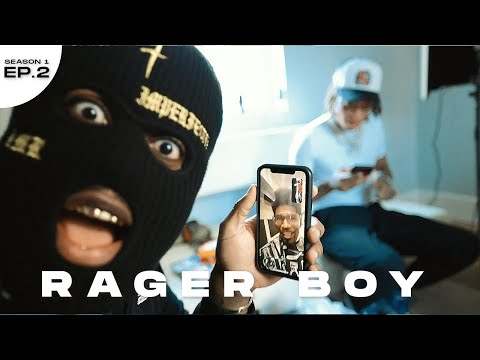 DAY IN THE LIFE OF TYLA YAWEH | RAGER BOY EP.2