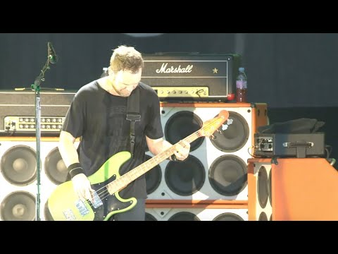Pearl Jam - Hyde Park, London (2010) Webcast