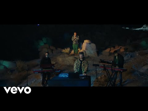 MEDUZA - Paradise (Ellen DeGeneres Performance) ft. Dermot Kennedy