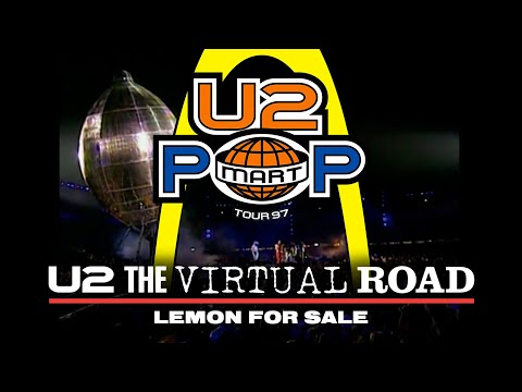 U2: PopMart Live from Mexico City - Lemon For Sale (The Virtual Road)
