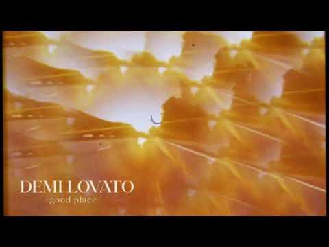 Demi Lovato - Good Place (Visualizer)