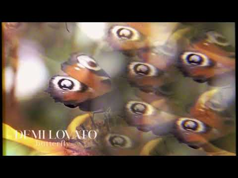Demi Lovato - Butterfly (Visualizer)