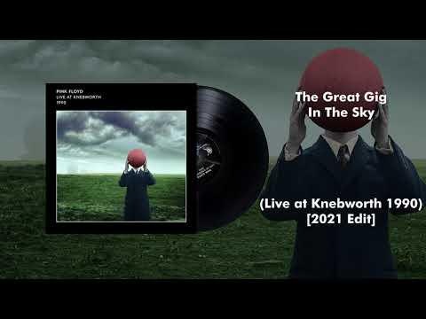 Pink Floyd - The Great Gig In The Sky (Live at Knebworth 1990) [2021 Edit]