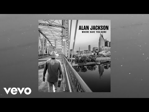 Alan Jackson - Way Down In My Whiskey (Official Audio)