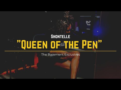 SHONTELLE: QUEEN OF THE PEN The Basement Exclusive