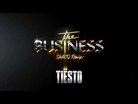 Tiësto - The Business (SWACQ Remix) [Official Audio]