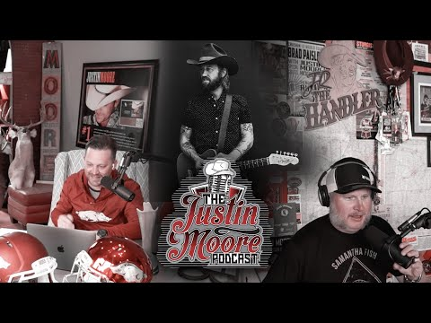 The Justin Moore Podcast - Episode 8 (Season 3): Feat. Chris Shiflett