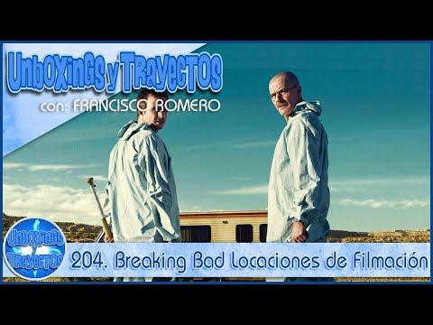 204. Breaking Bad Locaciones de Filmación