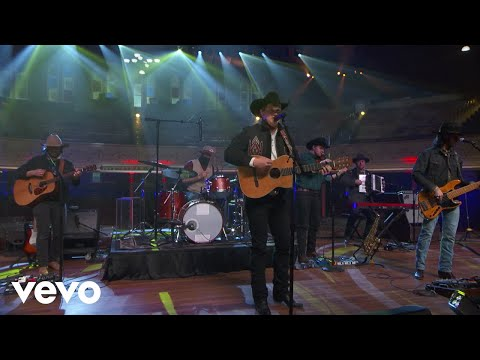 Jon Pardi - Tequila Little Time (Live From The Ryman, 2021)