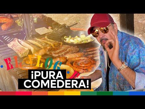 Pepe Aguilar - El Vlog 269 - ¡Pura Comedera!
