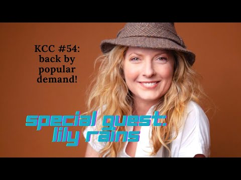 Kitchen Covid Concert #54 - Back by Popular Demand! Special guest: Lily Rains