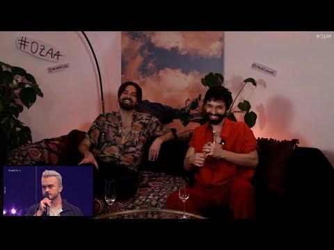 #OZAA Marco Prinner: Eine Ins Leben (Pizzera & Jaus) #starmania #reactionvideo