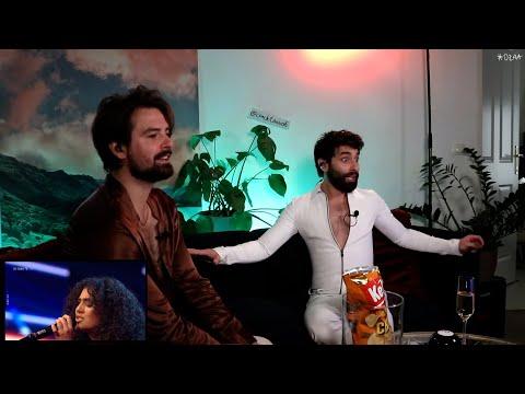 #OZAA Julia Novohradsky: Addicted To You (Avicii) #starmania #reactionvideo