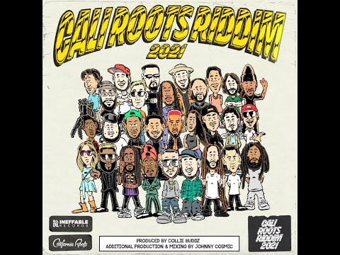 Collie Buddz - Cali Roots Riddim 2021 (Announce Video)