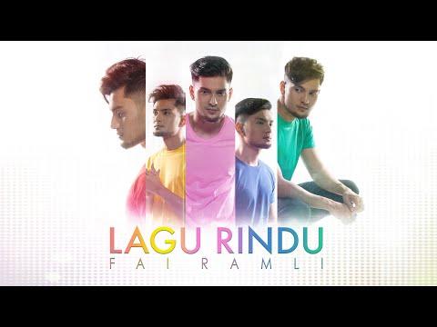 LAGU RINDU - FAI RAMLI ( OFFICIAL LYRIC VIDEO )