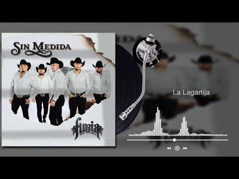 La Furia Del Bravo - La Lagartija - Sin Medida (Audio)