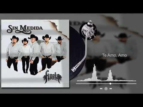 La Furia Del Bravo - Te Amo, Amo - Sin Medida (Audio)
