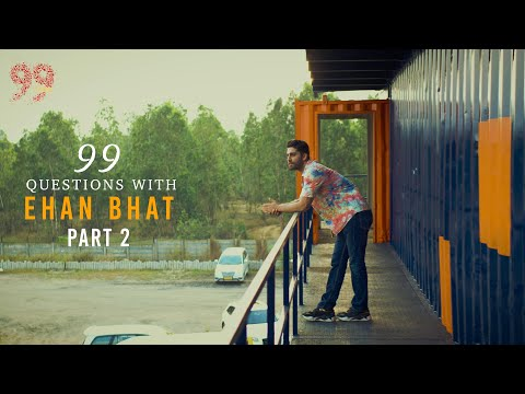 #AskMeAnything  99 Questions With Ehan Bhat - Part 2  | A.R. Rahman | 99 Songs