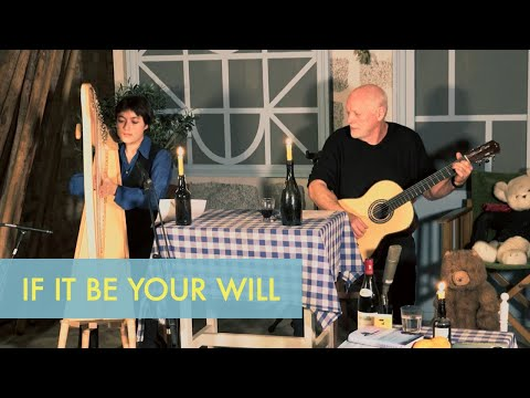 David Gilmour - If It Be Your Will (Leonard Cohen Cover from the Von Trapped Series)