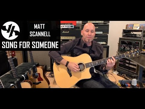 Song For Someone Matt Scannell Vertical Horizon Live Acoustic