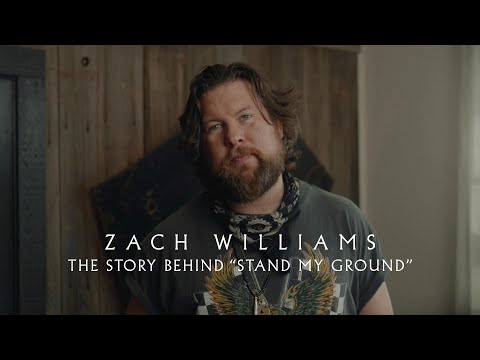 "Zach Williams - Story Behind The Song - ""Stand My Ground"""