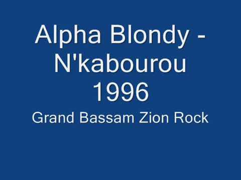 N'kabourou ( ma tombe) - Alpha Blondy