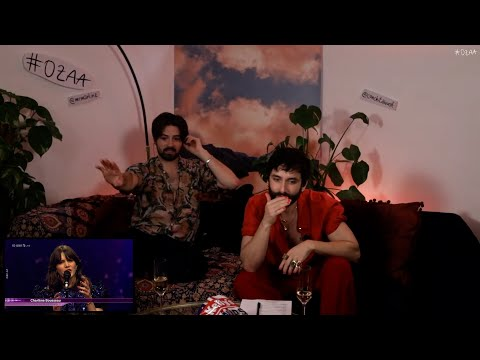 #OZAA Charléne Bousseau: When We Were Young (Adele) #starmania #reactionvideo