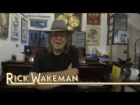 Rick Wakeman - News Roundup 3rd April 2021
