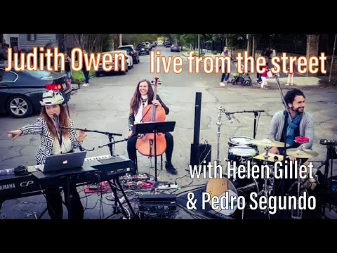 Judith Owen FFS! Special - Live from the Garden District in New Orleans