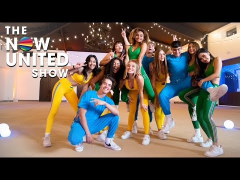 Baila Music Video & BIG News! - Season 4 Episode 14 - The Now United Show