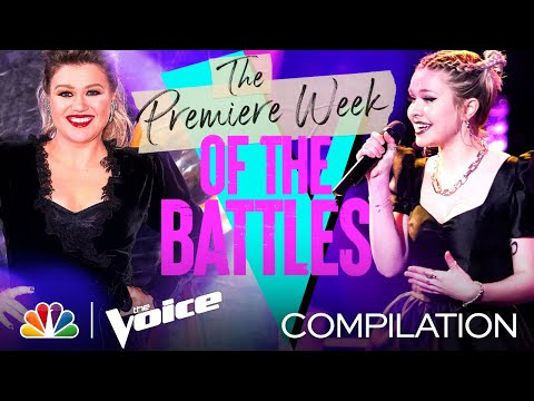 The Best Performances from the First Week of Battles - The Voice 2021