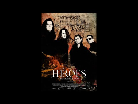 """""""Héroes: Silencio y Rock&Roll"""" - Tráiler oficial (Estreno mundial exclusivo en NETFLIX: 23 de abril)"""