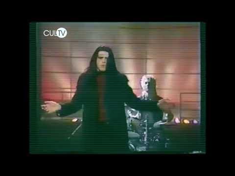 "THE CULT - ""Revolution"" // Promo Spot // Italian Television// 1985"