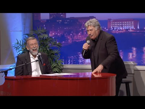 "Ray Stevens & Tony Orlando - ""Knock Three Times"" & Interview (Live on CabaRay Nashville)"