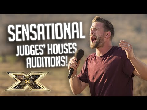 SENSATIONAL Judges' Houses Auditions like NO OTHER! | The X Factor UK