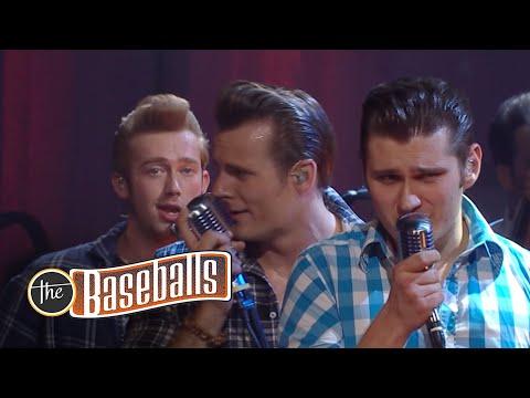 The Baseballs - Candy Shop (ZDFkultur Zeltfestival, 16.09.2012)