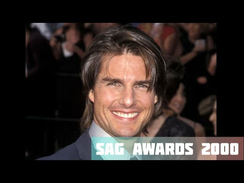 Tom Cruise - SAG Awards 2000