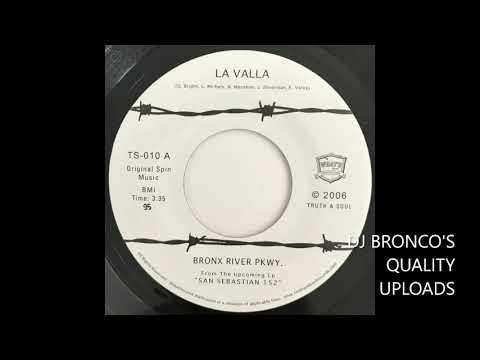 BRONX RIVER PKWY. * LA VALLA