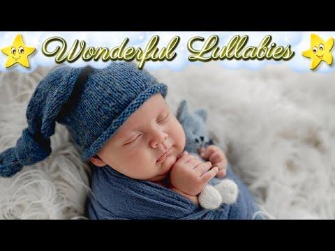 Wonderful Lullabies Best Of Compilation ♥ Relax Your Baby Newborn Kids ♫ Soft Bedtime Nursery Rhymes