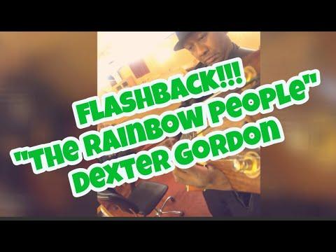 """The Rainbow People"" #flashback #church #7stringguitar #dextergordon"