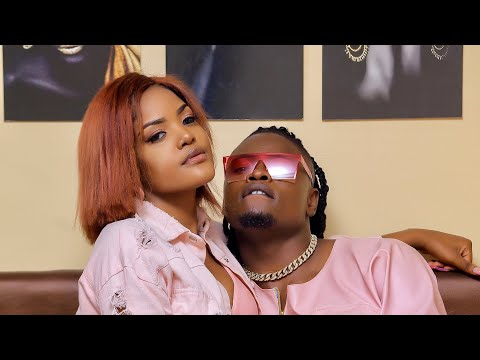 Pallaso - Ndiwuwo ft Ava Peace Lyrics Video
