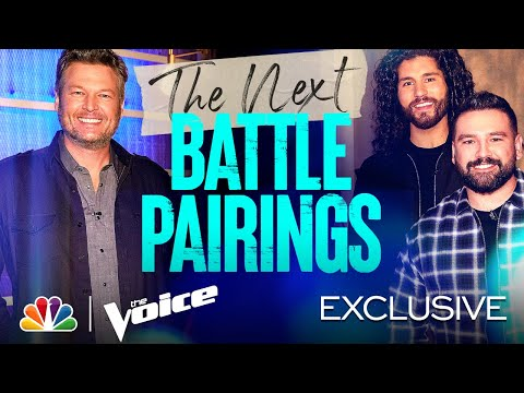The Next Battle Pairings for Teams Kelly, Nick, Legend and Blake Are Revealed - Voice Battles 2021