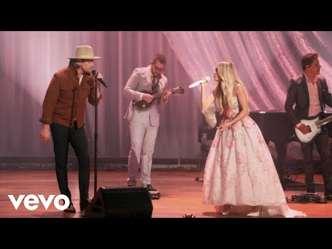 Carrie Underwood - Nothing But The Blood Of Jesus (Official Performance Video)
