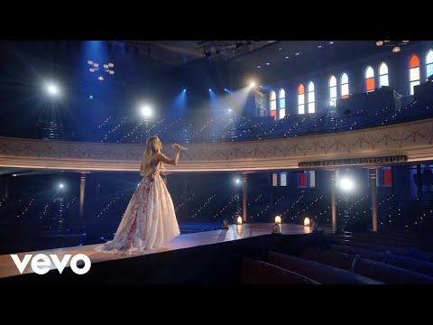 Carrie Underwood - How Great Thou Art (Official Performance Video)