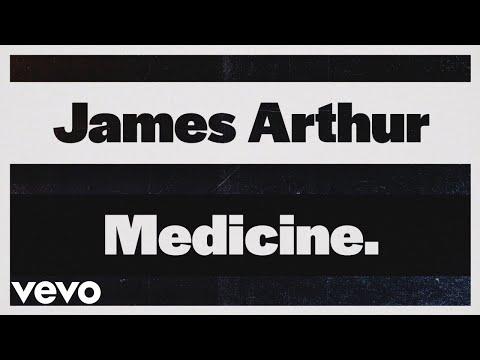 James Arthur - Medicine (Lyric Video)